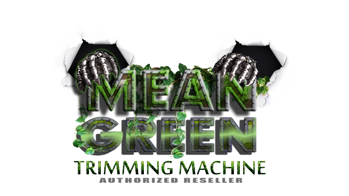 Mean Green Trimming Machine